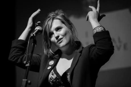 Jenny Lindsay - credit Simon Baker