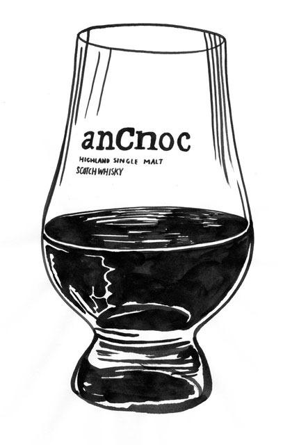 AnCnocDrawingbyPeterArkle