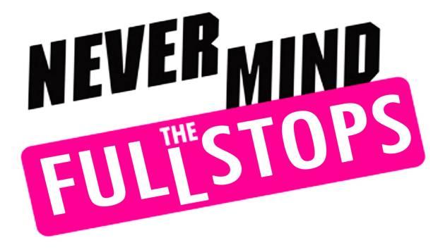NeverMindTheFullStops