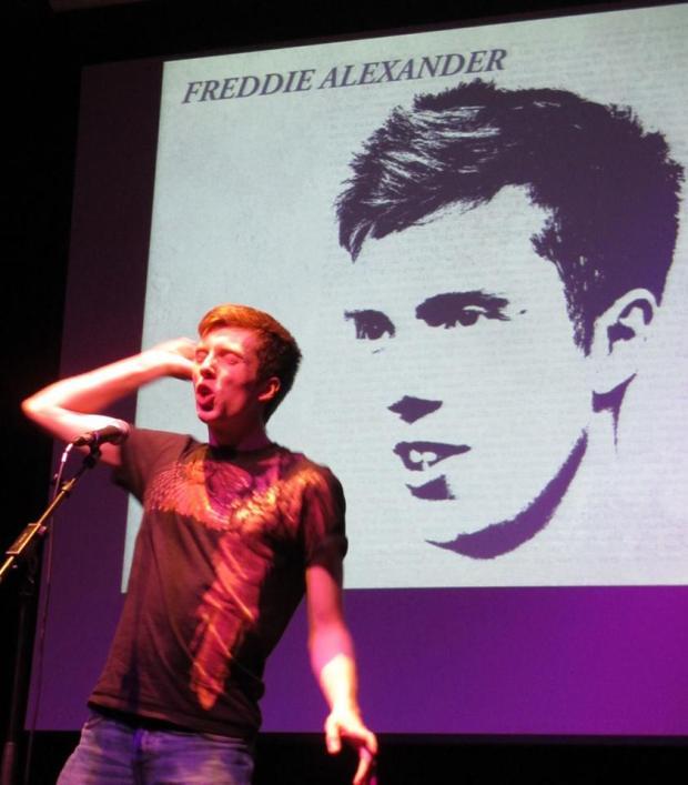 FreddieAlexander