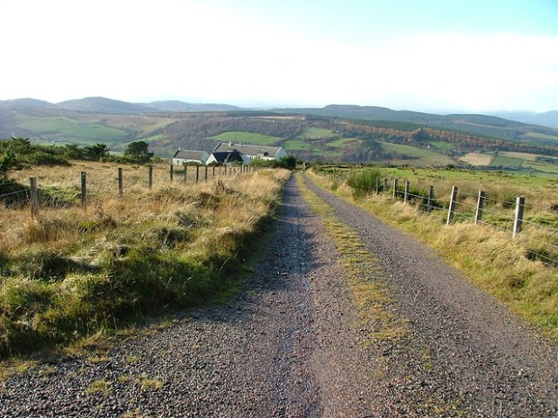 Driveway_to_Moniack_Mhor_Writing_Centre_-_geograph.org.uk_-_277291